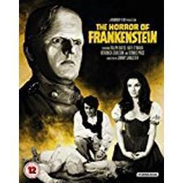 Horror Of Frankenstein (Doubleplay) [Blu-ray]